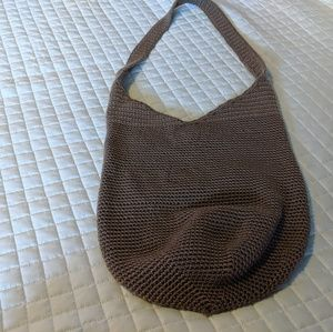 The Sak light brown hobo bag